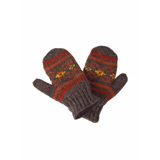 Laundromat Salem Fashion Wool Mittens