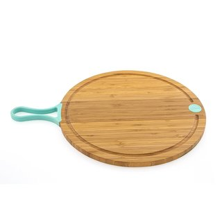 Fiesta Bamboo and Silicone Paddle Board