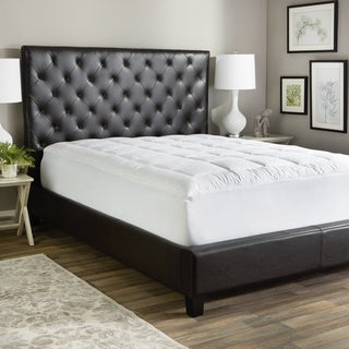 Candice Olson Luxury 300 Thread Count Cotton Mattress Pad (As Is Item)