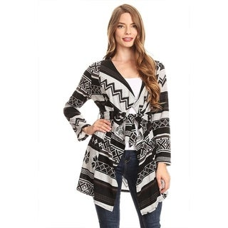Women's Aztec Pattern Cardigan (More options available)