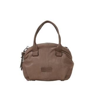 Liebeskind Berlin Seattle Easy Lambskin Satchel Handbag|https://ak1.ostkcdn.com/images/products/18079648/P24240232.jpg?impolicy=medium