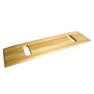 """Transfer Board, Wood, 8"""" x 24"""", Two Handgrips"""
