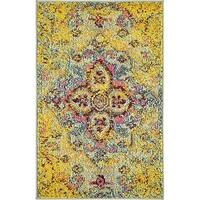 Unique Loom Van Gogh Arte Area Rug - 2' 2 x 3'