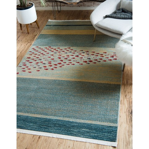 "Unique Loom Jordan Fars Area Rug - 2'2"" x 3'"