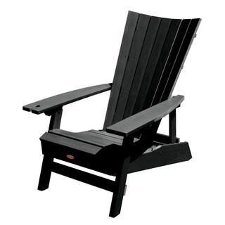 Manhattan Beach Adirondack Chair with Wine Glass Holder
