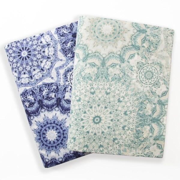 Radial 300 Thread Count Cotton Print Sheet Set