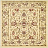 Unique Loom Lawrence Voyage Square Rug - 4' Square
