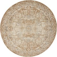 Unique Loom Grant Chateau Round Rug