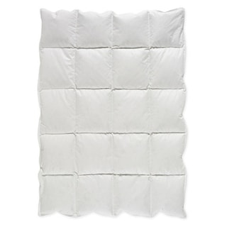 Sweet Jojo Designs White Baby Crib Down Alternative Comforter Blanket