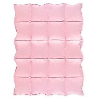 Sweet Jojo Designs Pink Baby Crib Down Alternative Comforter Blanket