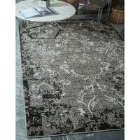 Unique Loom Manchester Transitional Area Rug - 4' x 6'