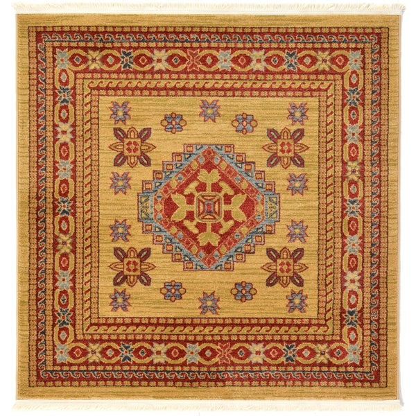 Unique Loom Darius Sahand Area Rug