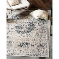 Unique Loom Hoover Chateau Area Rug - 4' x 6'