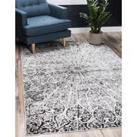 Unique Loom Grace Sofia Area Rug - 4' x 6'