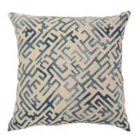 Kosas Home Marin Linen 22-inch Throw Pillow