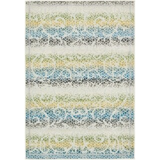 Unique Loom Maui Transitional Area Rug - 4' x 6'