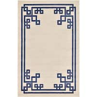 Unique Loom Geometric Athens Area Rug - 5' X 8'