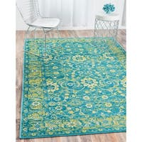 Unique Loom Imperial Ottoman Area Rug - 8' x 11' 6