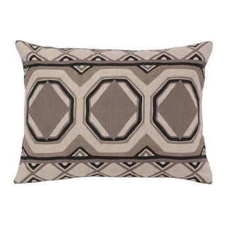 Ashby Cotton 12-inch x 16-inch Rectangular Throw Pillow