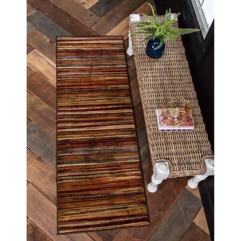 Unique Loom Icatu Barista Area Rug