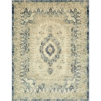 Unique Loom Lyngby Lake Oslo Area Rug - 10' x 13'