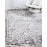 Unique Loom Birch Paris Area Rug - 9' x 12'