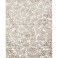Unique Loom Metro Gentle Wind Area Rug - 8' x 10'