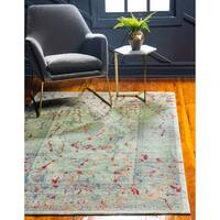 Unique Loom Seria Aria Area Rug - 5' x 8'