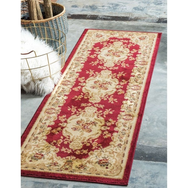 Unique Loom Leon Versailles Area Rug