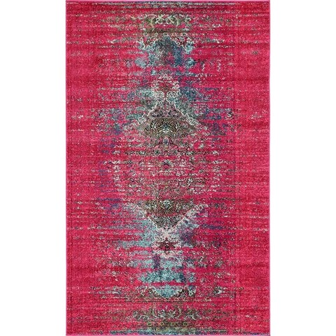 Unique Loom Vita Warhol Rug