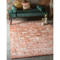 Unique Loom Osterbro Oslo Area Rug - 7' x 10'