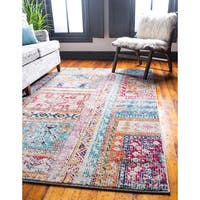 Unique Loom Codex Monterey Area Rug - 5' x 8'