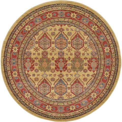 Unique Loom Balash Sahand Area Rug