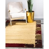 Unique Loom Laurina Barista Area Rug - 5' x 8'