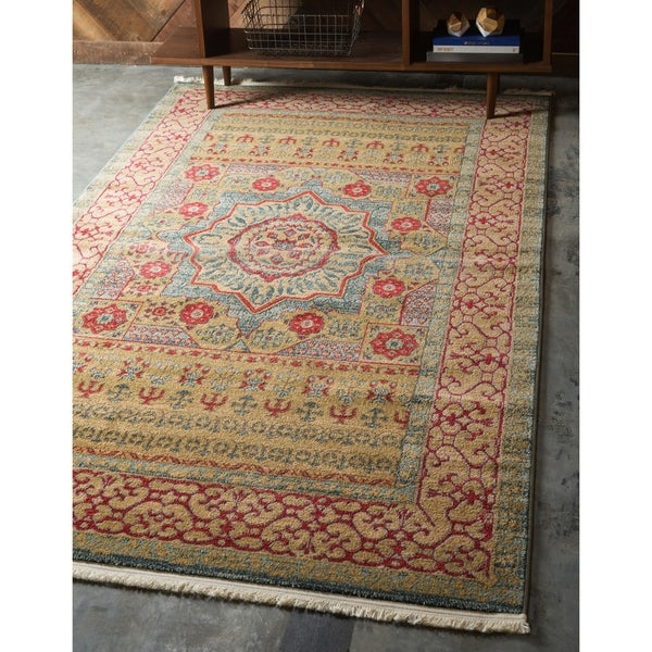 Unique Loom Quincy Palace Area Rug