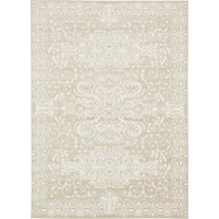 Unique Loom Himalaya Adams Area Rug - 7' x 10'