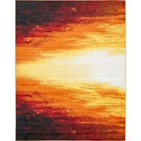 Unique Loom Metro Sunset Area Rug - 8' x 10'