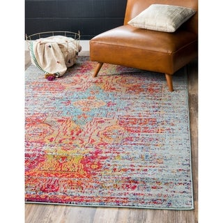 Unique Loom Picasso Vita Area Rug - 5' x 8'