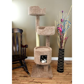 New Cat Condos Solid Wood Cat Penthouse