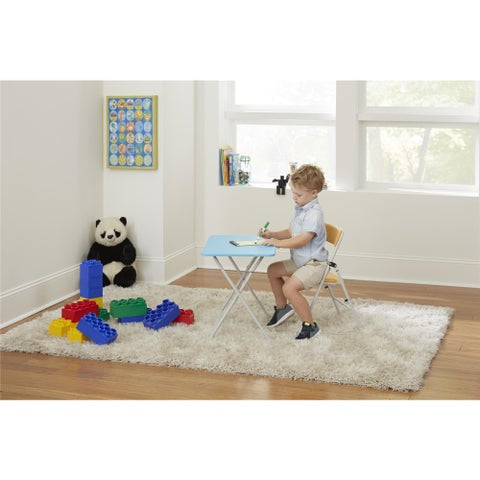 COSCO Orange Kids 2pc Activity Table and Chair