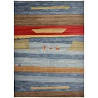 Unique Loom Alberta Fars Area Rug - 13' x 18'