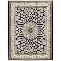 Unique Loom Nottingham Narenj Area Rug - 10' x 13'