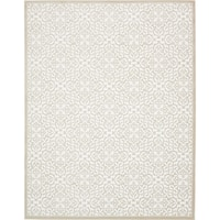 Unique Loom Rushmore Johnson Area Rug - 10' x 13'