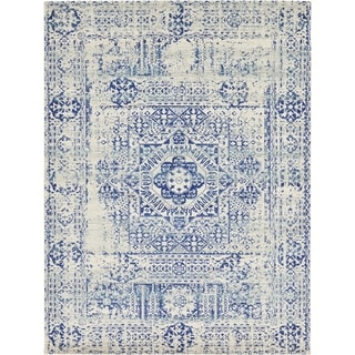 Unique Loom Maria Tradition Area Rug (Ivory - 8 x 10)