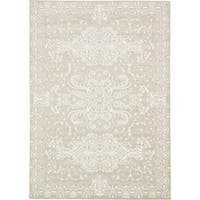 Unique Loom Himalaya Adams Area Rug - 8' x 11' 6