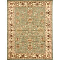 Unique Loom St. Florence Voyage Area Rug - 9' x 12'