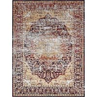 Unique Loom Augustus Turin Area Rug - 10' 6 x 16' 5