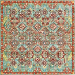 Unique Loom Austin Cavatina Area Rug