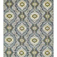 Unique Loom Union Outdoor Area Rug - 10' x 12'