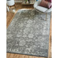 Unique Loom Ashley Heritage Area Rug - 9' 0 x 12' 0